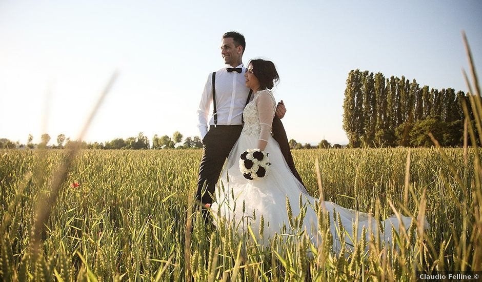 Il matrimonio di Davide e Sofia a Mestrino, Padova