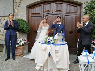 le nozze di Greta e Luigi Daniele 1