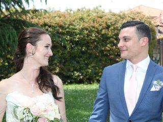 Le nozze di Federica e Ennio