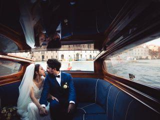 Le nozze di Arianna e Enrico