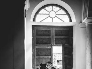 Le nozze di Francesco e Ivana