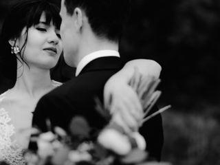 Le nozze di Alison e Geoff