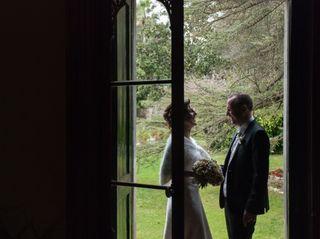 Le nozze di Daniela e Cristiano