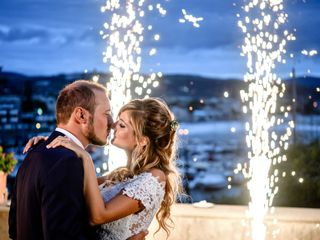 Le nozze di Emanuele e Cristina
