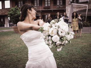 Le nozze di Glenda e Silvio