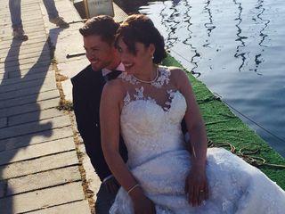 Le nozze di Jennie e Mario
