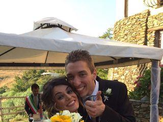 Le nozze di Roberta e Simone 1