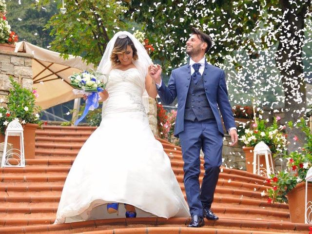 le nozze di Greta e Luigi Daniele