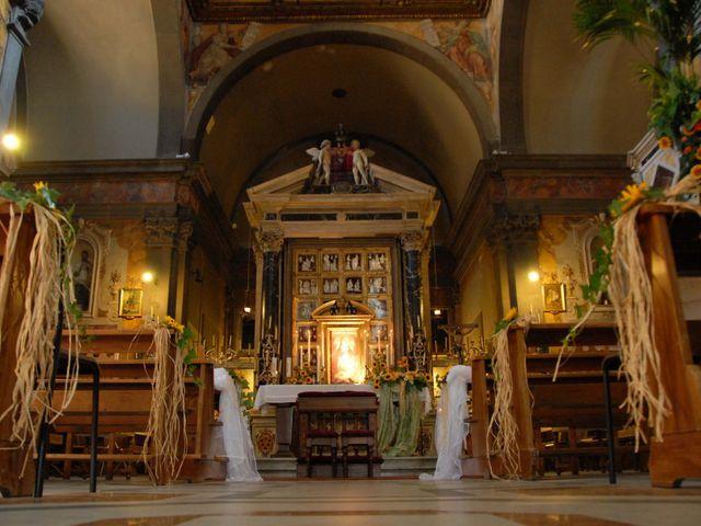 Il matrimonio di Ivan e Veronica a Monsummano Terme, Pistoia 2