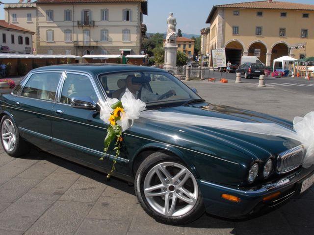 Il matrimonio di Ivan e Veronica a Monsummano Terme, Pistoia 16