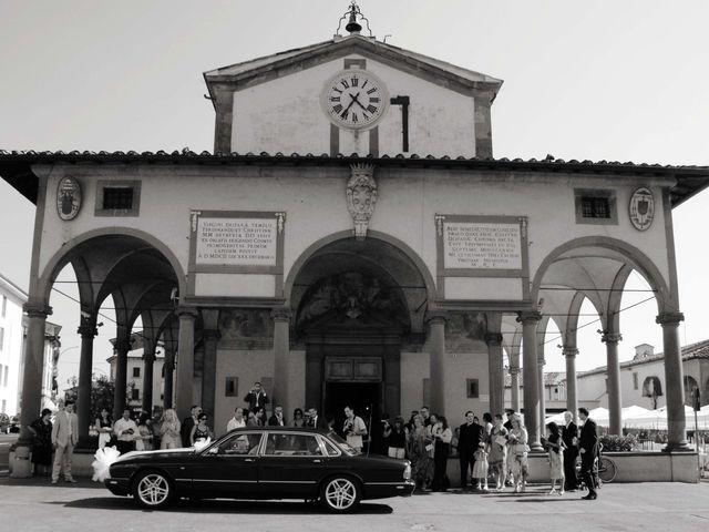 Il matrimonio di Ivan e Veronica a Monsummano Terme, Pistoia 17
