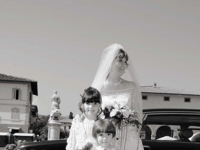 Il matrimonio di Ivan e Veronica a Monsummano Terme, Pistoia 18
