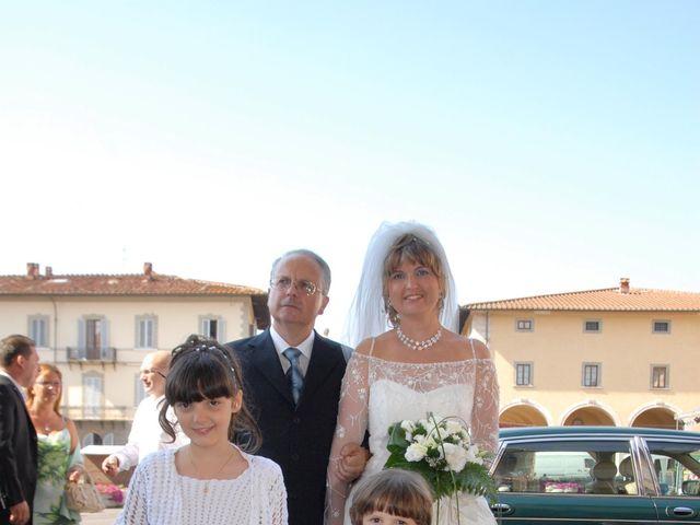 Il matrimonio di Ivan e Veronica a Monsummano Terme, Pistoia 19