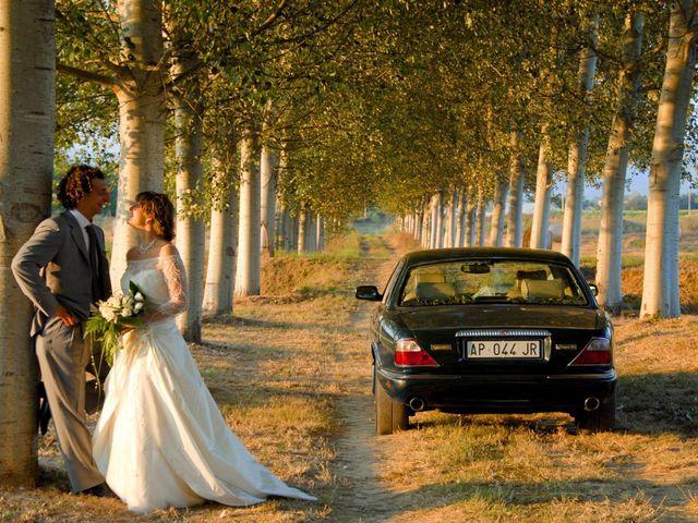 Il matrimonio di Ivan e Veronica a Monsummano Terme, Pistoia 41
