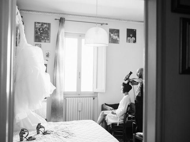 Il matrimonio di Lorenzo e Irene a Greve in Chianti, Firenze 14