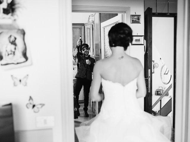 Il matrimonio di Lorenzo e Irene a Greve in Chianti, Firenze 33
