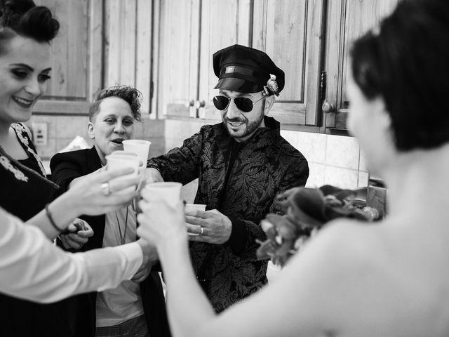Il matrimonio di Lorenzo e Irene a Greve in Chianti, Firenze 35