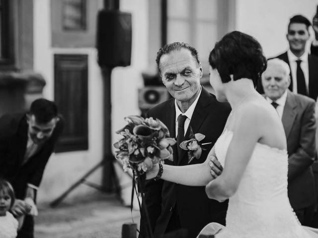 Il matrimonio di Lorenzo e Irene a Greve in Chianti, Firenze 38