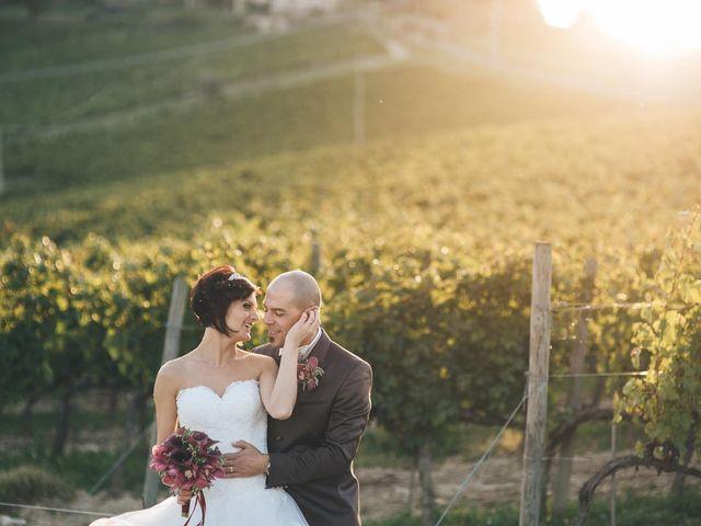 Il matrimonio di Lorenzo e Irene a Greve in Chianti, Firenze 56