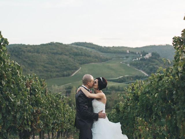 Il matrimonio di Lorenzo e Irene a Greve in Chianti, Firenze 64