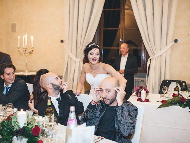 Il matrimonio di Lorenzo e Irene a Greve in Chianti, Firenze 70