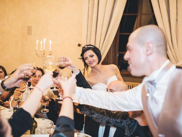 Il matrimonio di Lorenzo e Irene a Greve in Chianti, Firenze 72