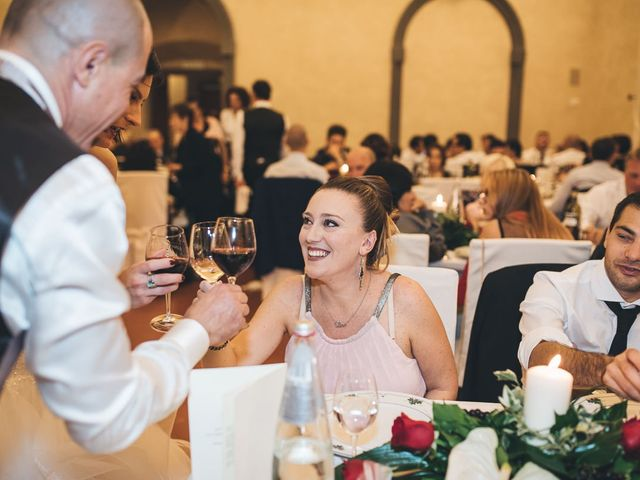 Il matrimonio di Lorenzo e Irene a Greve in Chianti, Firenze 73