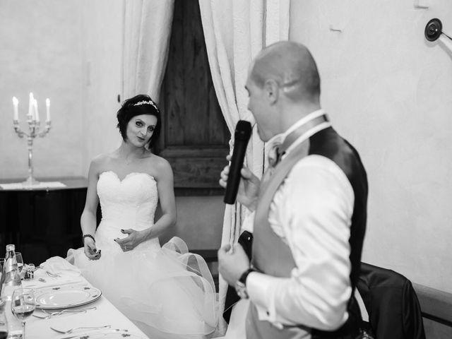 Il matrimonio di Lorenzo e Irene a Greve in Chianti, Firenze 74