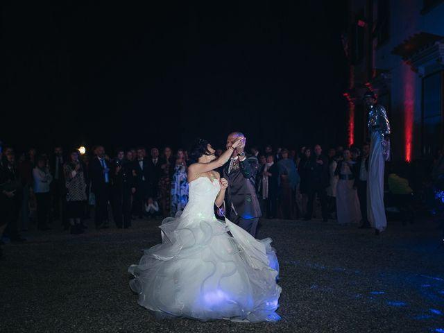 Il matrimonio di Lorenzo e Irene a Greve in Chianti, Firenze 78
