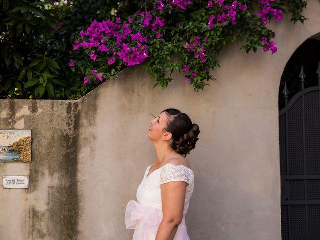 Il matrimonio di Luca e Michela a Noli, Savona 5