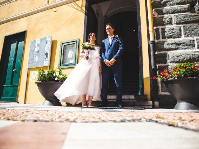 Il matrimonio di Luca e Michela a Noli, Savona 7