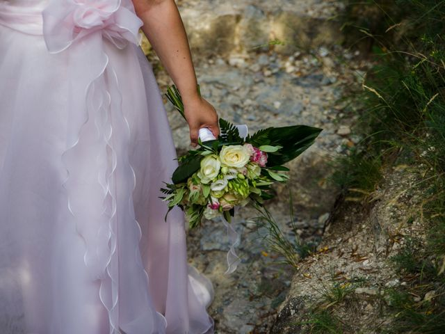 Il matrimonio di Luca e Michela a Noli, Savona 13