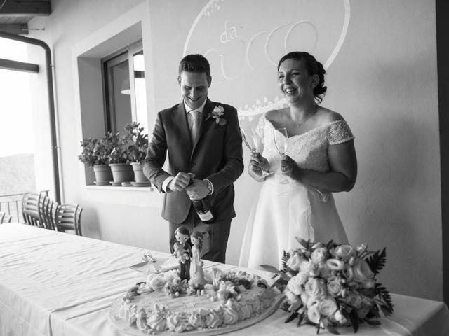 Il matrimonio di Luca e Michela a Noli, Savona 18