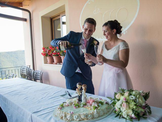 Il matrimonio di Luca e Michela a Noli, Savona 19