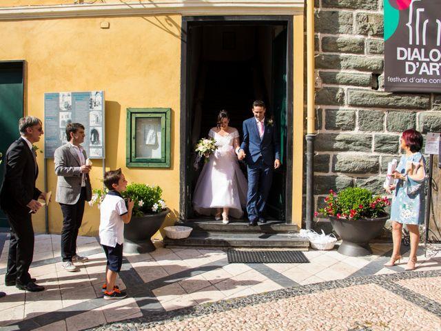 Il matrimonio di Luca e Michela a Noli, Savona 21