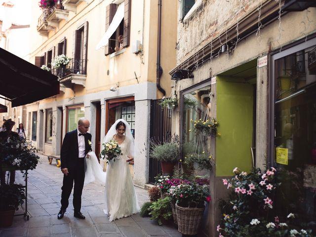 Il matrimonio di Enrico  e Arianna a Venezia, Venezia 18