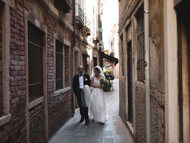 Il matrimonio di Enrico  e Arianna a Venezia, Venezia 19