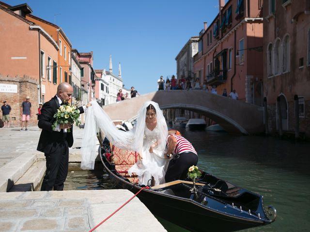 Il matrimonio di Enrico  e Arianna a Venezia, Venezia 20