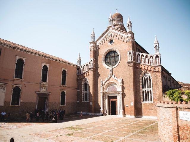 Il matrimonio di Enrico  e Arianna a Venezia, Venezia 21