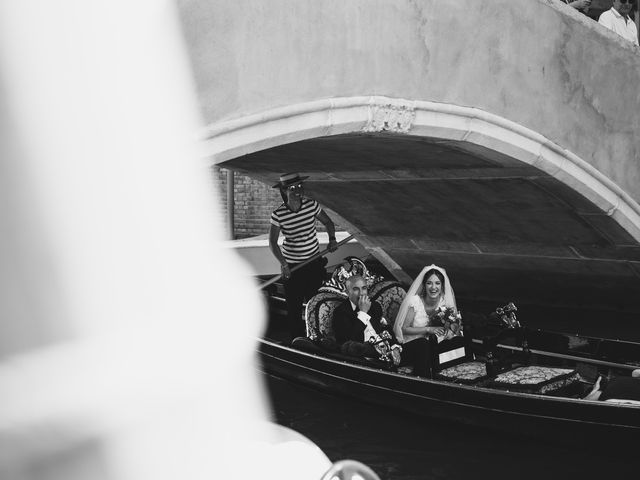 Il matrimonio di Enrico  e Arianna a Venezia, Venezia 22