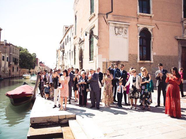 Il matrimonio di Enrico  e Arianna a Venezia, Venezia 23