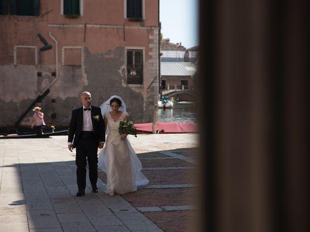 Il matrimonio di Enrico  e Arianna a Venezia, Venezia 24