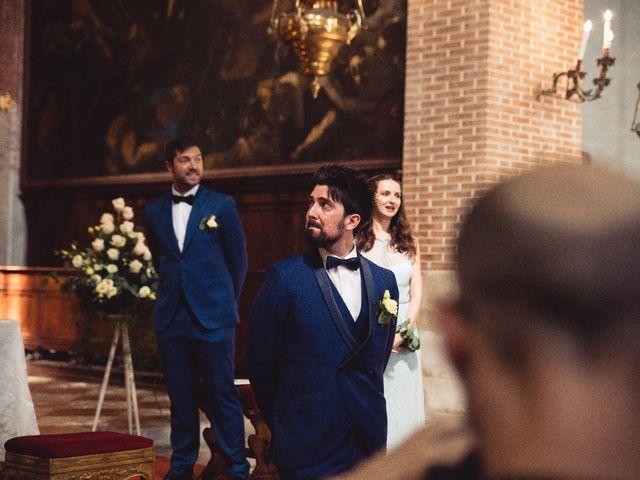 Il matrimonio di Enrico  e Arianna a Venezia, Venezia 25