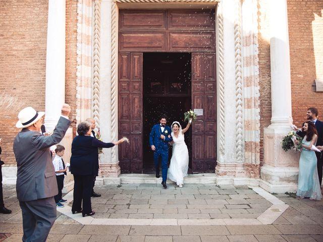 Il matrimonio di Enrico  e Arianna a Venezia, Venezia 36