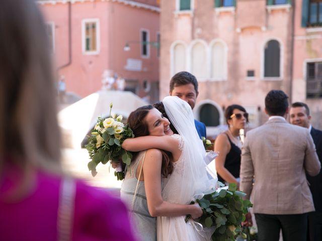 Il matrimonio di Enrico  e Arianna a Venezia, Venezia 38