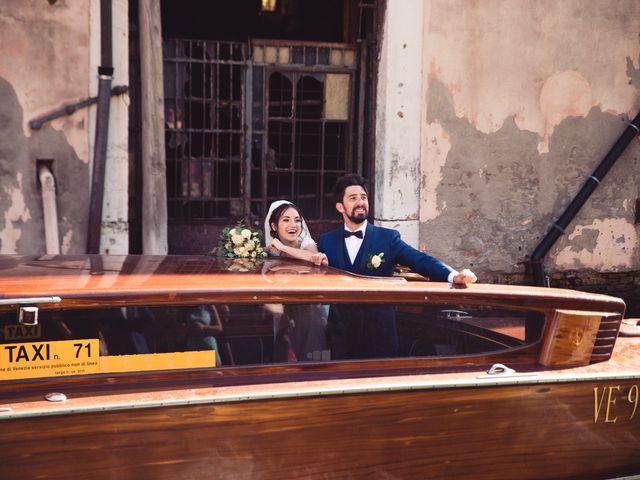 Il matrimonio di Enrico  e Arianna a Venezia, Venezia 41
