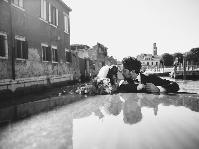 Il matrimonio di Enrico  e Arianna a Venezia, Venezia 42