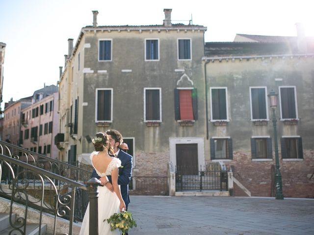 Il matrimonio di Enrico  e Arianna a Venezia, Venezia 44