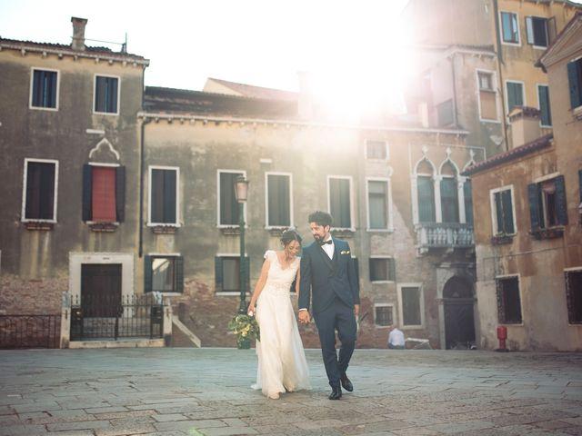 Il matrimonio di Enrico  e Arianna a Venezia, Venezia 45