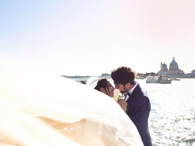 Il matrimonio di Enrico  e Arianna a Venezia, Venezia 49